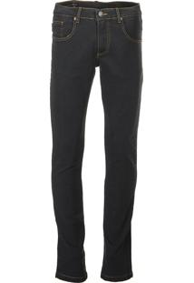 Calça Jeans Armani Exchange Masculina Contrast Stitch Skinny - 22472