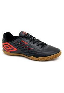 Tênis Indoor Umbro Speed Iv 72112 Preto