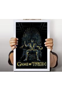 Poster Game Of Tron