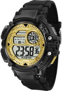Relógio Masculino X-Games Digital Xmppd476 - Unissex-Preto
