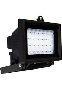Refletor Econômico Sem Sensor Com 28 Leds 3W - Dni6044 - Key West
