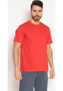 Camiseta Comfort Fit Lisa - Laranjaindividual