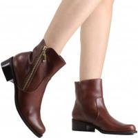 64518971190aca Ankle Boot Luz Da Lua feminina   Shoes4you