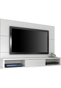 Painel Para Tv 1.3 Supreme Branco Maderado
