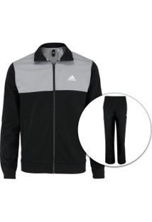 83befafcb15 Centauro. Agasalho Adidas Back 2 Basics - Masculino ...