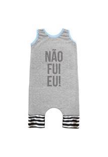 Pijama Regata Comfy Náo Fui Eu!