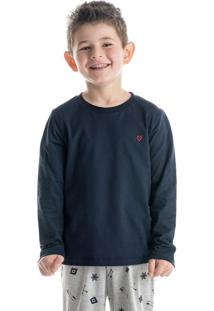 Pijama Winter Infantil Masculino Mescla Brand/10