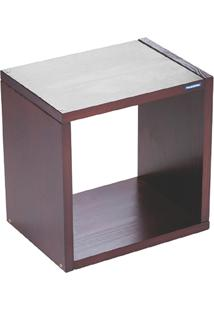 Cubo Decorativo 91776002 Tabaco - Tramontina