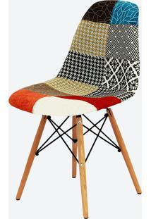 Cadeira Eames Dsw Patchwork