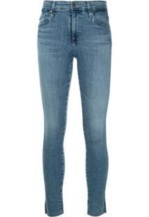 Ag Jeans Calça Jeans Slim The Way - Azul