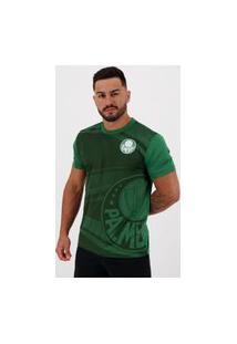 Camisa Palmeiras Waves Verde