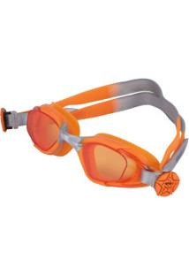 Óculos De Natação Speedo Pin Pool - Infantil - Laranja