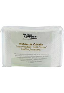 Capa Casal - Protetor Para Colchão Casal Size Anti-Stress