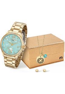 Relógio Mondaine Analógico 99129Lpmkde1K1 Feminino - Feminino