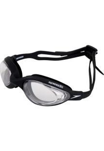 Óculos De Natação Speedo Hydrovision - Adulto - Preto