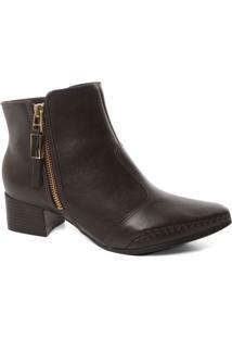 c987f5d0b Bota Pesponto Ramarim feminina | Shoes4you
