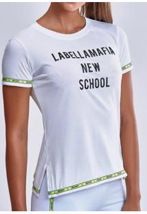 Camiseta Labellamafia College