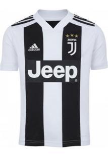 Camisa Infantil Adidas Juventus 1 18/19