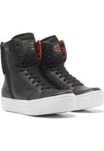 Sneaker K3 Fitness Sleek Preto
