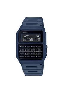 Relógio Unissex Casio Ca-53Wf-2Bdf-Sc Digital | Casio | Azul | U