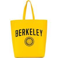 1944d929d Calvin Klein 205W39Nyc Bolsa Tote 'Berkeley' - Amarelo