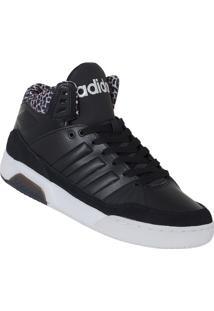 Tênis Adidas Play9Tis W Botinha