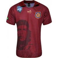 Camiseta Wa Sport Madureira Che Guevara Masculina - Masculino 4f64235e4354a