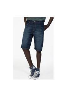 Bermuda Masculina Jeans Tradicional Stone Esc