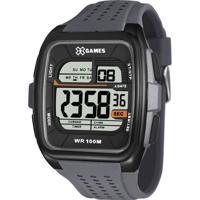 ac6a62b0333 E Clock. Relógio X-Games Masculino Xgppd102Bxgx