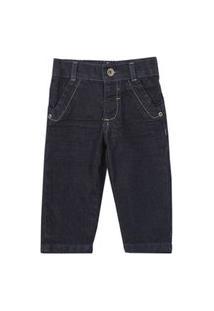 Calça Bebê Look Jeans Skinny Jeans