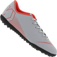 Centauro. Chuteira Society Nike Mercurial Vapor X 12 Club Tf - Adulto ... 5e67e9fe9c84f