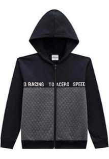 Jaqueta Infantil Alenice Speed Racing Masculina - Masculino