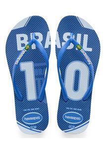 Chinelo Infantil Copa Do Mundo Brasil Teams Havaianas