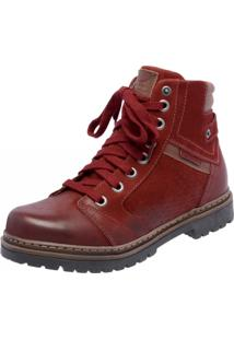 Bota Mega Boots 6021 Vinho