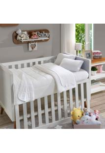 Fronha Para Travesseiro Infantil Soft Baby Lisa Pã©Rola - Sbx Tãªxtil - Bege - Dafiti