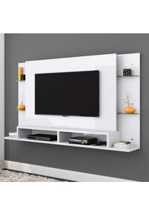 Painel Para Tv Até 55 Polegadas Malbec Branco