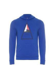 Blusa Masculina Moletom Cool Surf Artwork - Azul