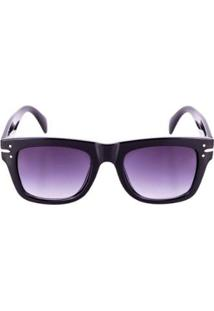 Óculos Solar Feminino Conbelive Quadrado - Unissex