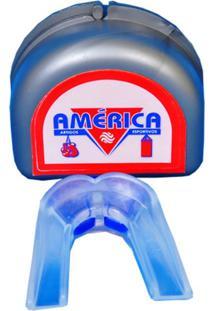 Protetor Bucal Duplo Natural América