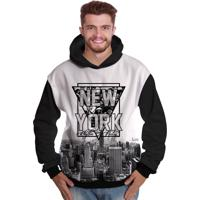 2e5a93b7c70 Blusa De Moletom Di Nuevo New York Rappers Hip Hop Ny Exclusiva Preto