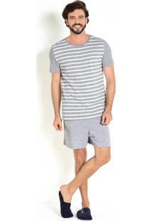 Pijama Actual Listrado