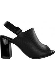 Sandália Ramarim Open Boot Feminina