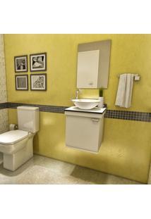 Gabinete Para Banheiro Kami Premium Gabinetes Com Porta Espelho E C.