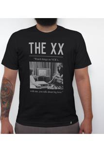 Vcr - Camiseta Clássica Masculina