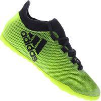 Centauro. Chuteira Futsal Adidas X Tango 17.3 In - Adulto ... be29cd684c6f8