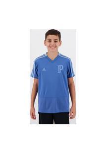 Camisa Adidas Palmeiras Treino 2018 Juvenil