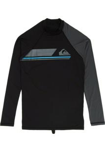 Camiseta Surf Lycra Quiksilver Manga Longa Active Ls - Masculino de8611e8993c6