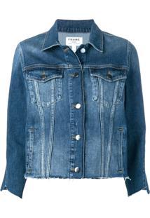 Frame Le Triangle Gusset Jacket - Azul
