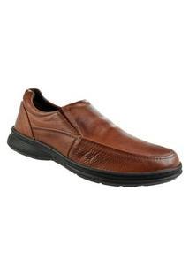 Sapato Social Constantino Masculino - Marrom