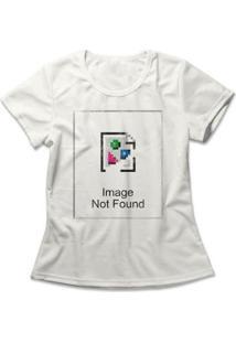 Camiseta Image Not Found Feminina - Feminino-Off White